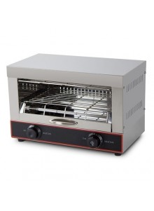Salamandre professionnelle 1700W (Grill Toaster)