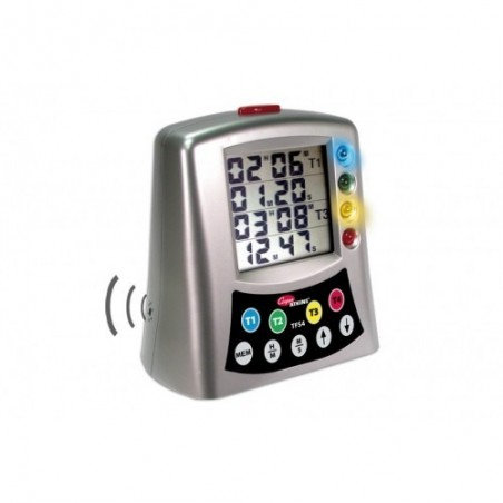 Timer digital professionnel 4 en 1 - x4 chrono