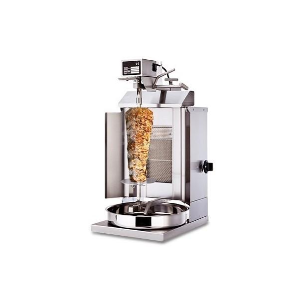 Électrique 5kg - Machine Grill à Kebab 1 brûleur
